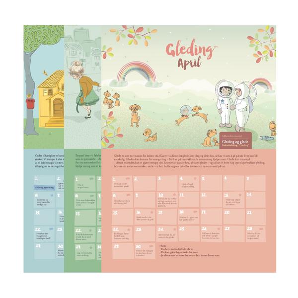 Gledingkalenderen