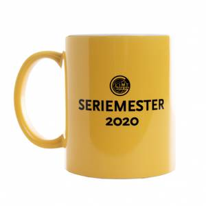 Bilde av Seriemester 2020-krus
