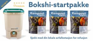 Bilde av Premium Bokashi-startpakke
