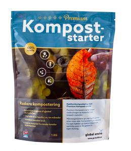 Bilde av Premium Kompost-starter