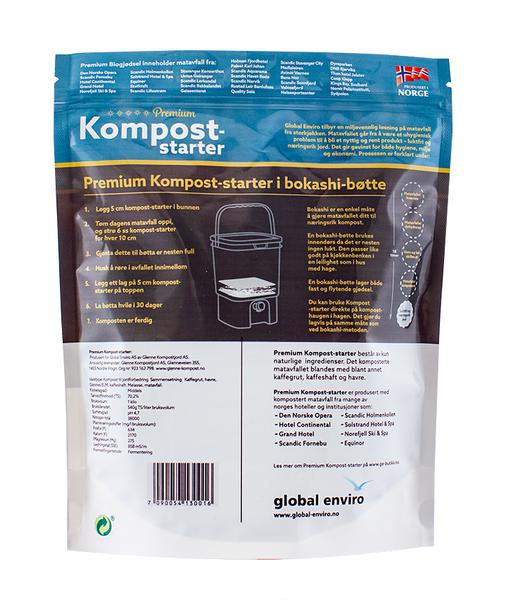 Premium Kompost-starter