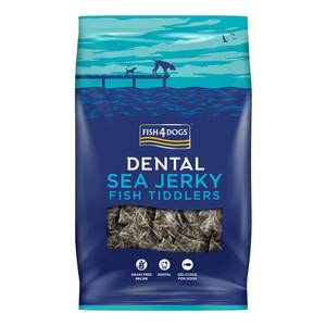 Bilde av Fish4Dogs Jerky Fish Tiddlers 115g
