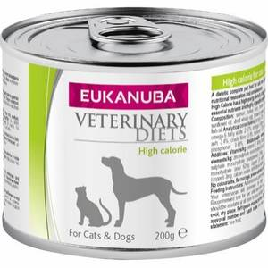 Bilde av Eukanuba High Calorie Pate Dog & Cat 200g