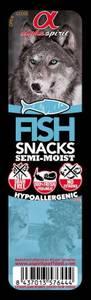 Bilde av AlphaSpirit Fish Snack 35g