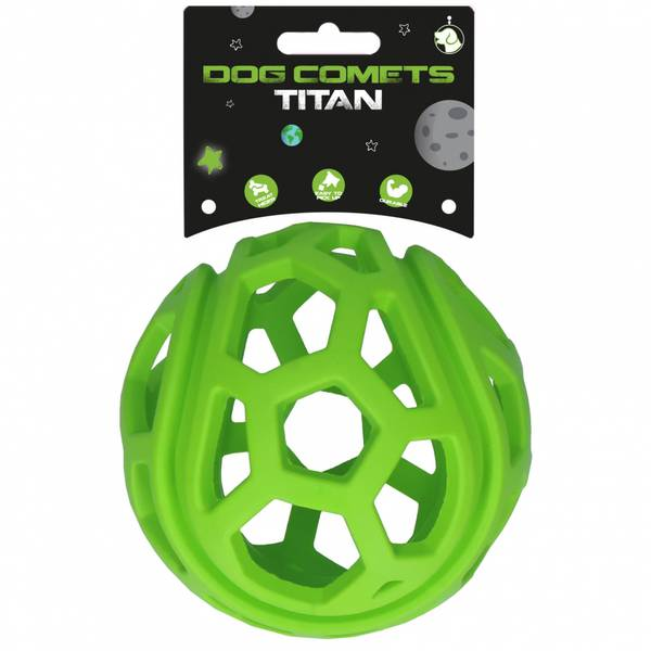 Dog Comets Titan Green