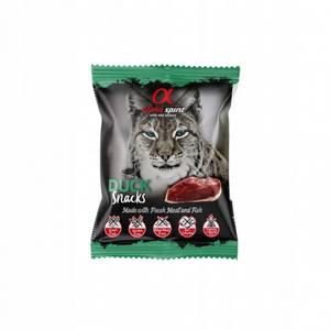Bilde av AlphaSpirit CAT Duck Snack 50g