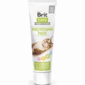 Bilde av Brit Care CAT Paste Multivitamin 100g