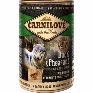 Bilde av Carnilove Canned Duck & Pheasant 400g