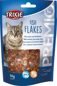 Bilde av Premio Fish Flakes 50g