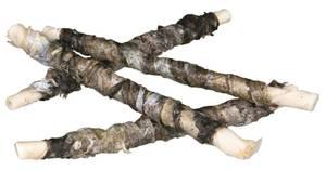 Bilde av Tyggerull med fisk (10stk, 12cm, 75g)