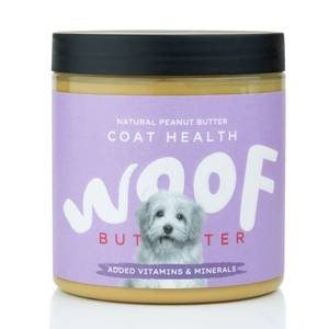 Bilde av Woof Butter Coat Health 250g