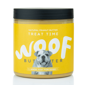 Bilde av Woof Butter Treat Time 250g