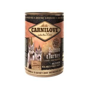 Bilde av Carnilove Canned Salmon & Turkey for Puppies 400g
