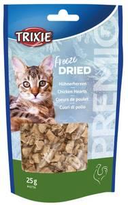 Bilde av Premio Freeze Dried Chicken Hearts 25 g