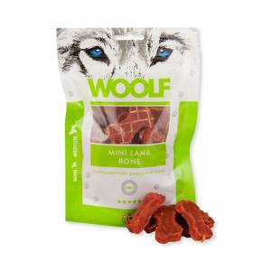 Bilde av Woolf - Mini lamb bone 100g