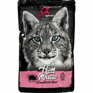 Bilde av AlphaSpirit CAT Ham Mousse Pouch 85g
