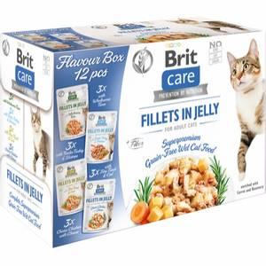 Bilde av Brit Care CAT Fillets in Jelly 12x85g