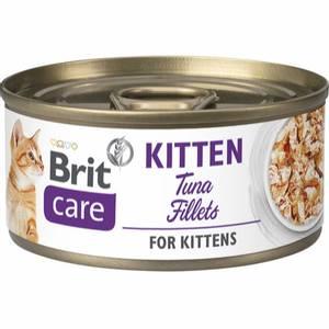 Bilde av Brit Care CAT Kitten Tuna Fillets 70g