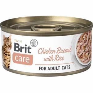 Bilde av Brit Care CAT Chicken Breast with Rice 70g