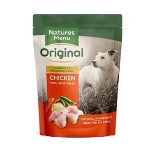 Bilde av Natures Menu Pouches Chicken/Vegetables 300g