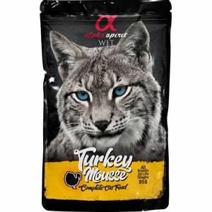Bilde av AlphaSpirit CAT Turkey Mousse Pouch 85g