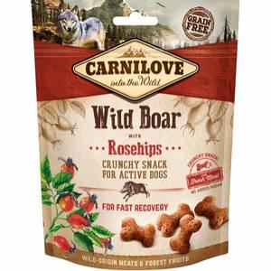 Bilde av Carnilove Crunchy Snack Wild Boar 200g