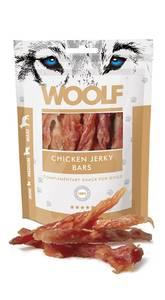 Bilde av Woolf - chicken jerky bars 100g