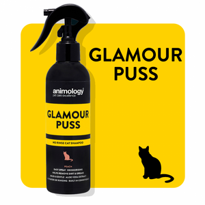 Bilde av Animology Cat Dry Shampoo Peach 250ml