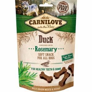 Bilde av Carnilove Semi Moist Snack Duck 200g