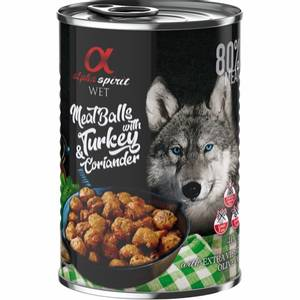 Bilde av AlphaSpirit Meatballs with Turkey and Coriander