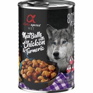Bilde av AlphaSpirit Meatballs with Chicken and Turmeric