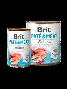 Bilde av Brit Care Pate & Meat Salmon 400g
