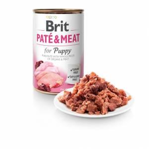 Bilde av Brit Care Pate & Meat Puppy 400g