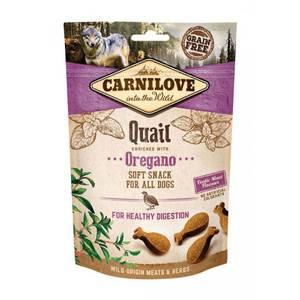 Bilde av Carnilove Semi Moist Snack Quail 200g