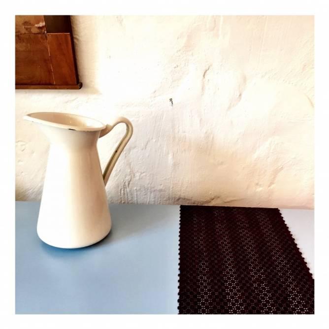 Bilde av Lingerie plomme bred elastikk