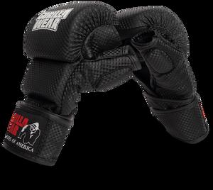 Bilde av Ely MMA Sparring Gloves - Black/White