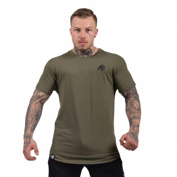 Detroit T-shirt - Army green
