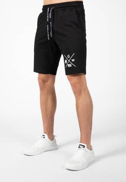 Cisco Shorts - Black/White