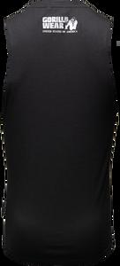 Bilde av Dakota Sleeveless T-shirt - Black,