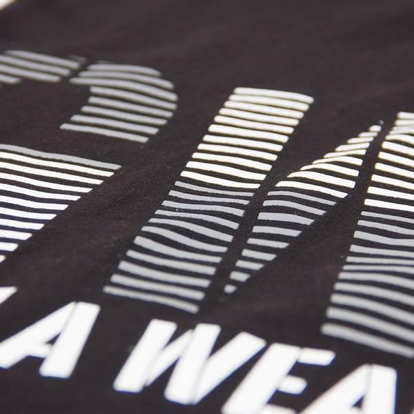 Dakota Sleeveless T-shirt - Black,