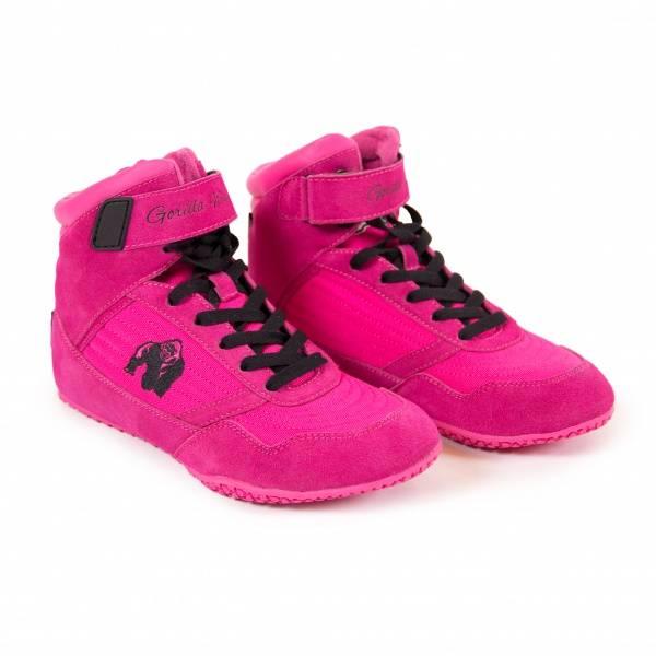 Gorilla Wear High Tops - Pink
