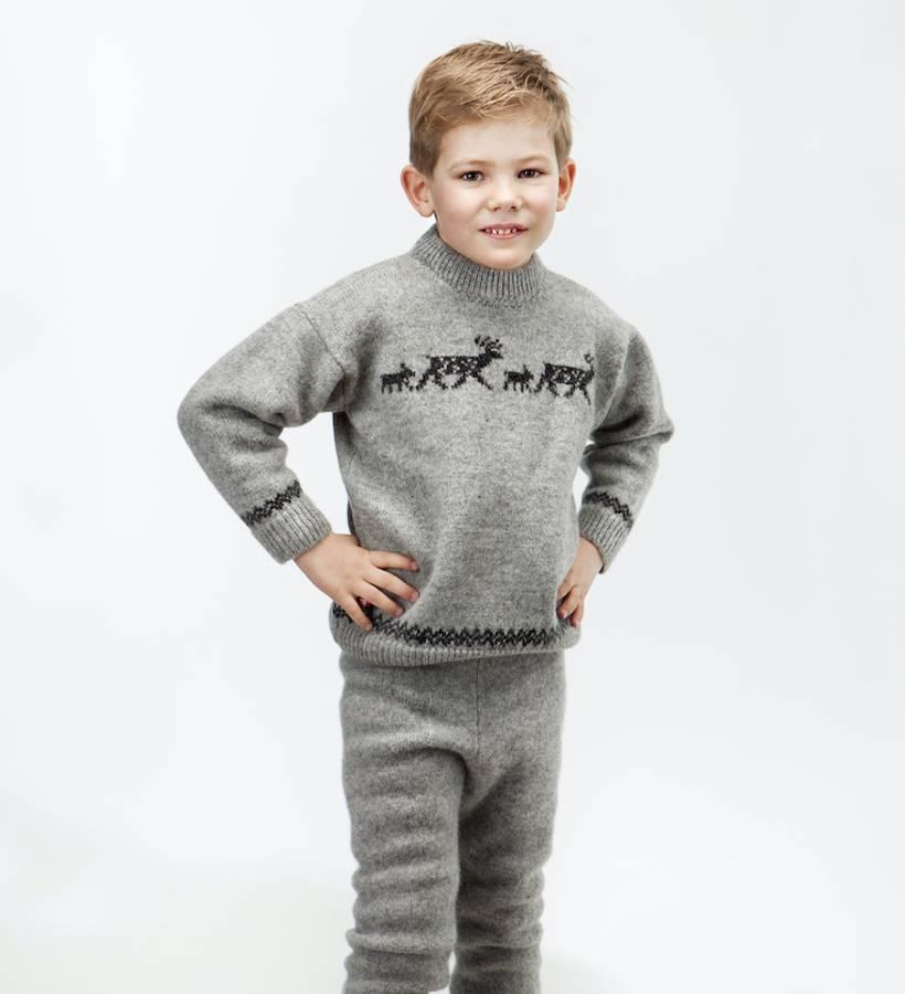 Extreme bivvu jr, bukse / genser