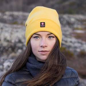 Bilde av Bivvil med brett gul