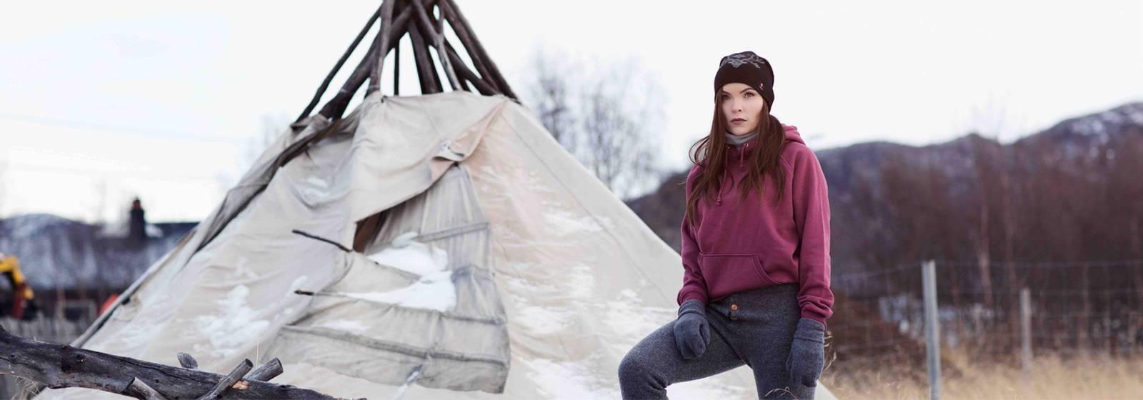samisk design ullklær merinoull