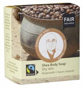 Bilde av Fair Squared Body Soap Shea Dry Skin