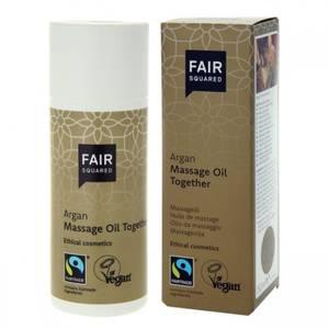 Bilde av Fair Squared Massage Oil Together