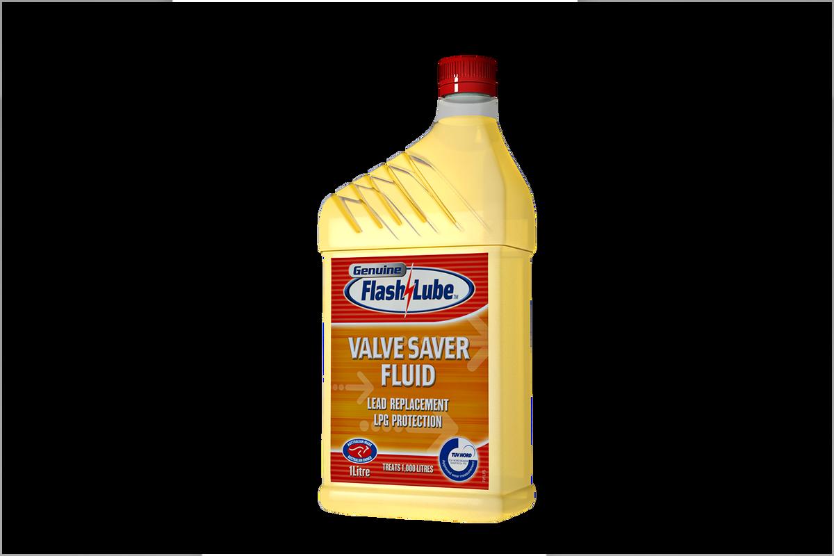 FLASHLUBE  - VALVE SAVER FLUID 1L