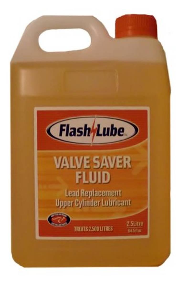 FLASHLUBE  - VALVE SAVER FLUID 2.5L