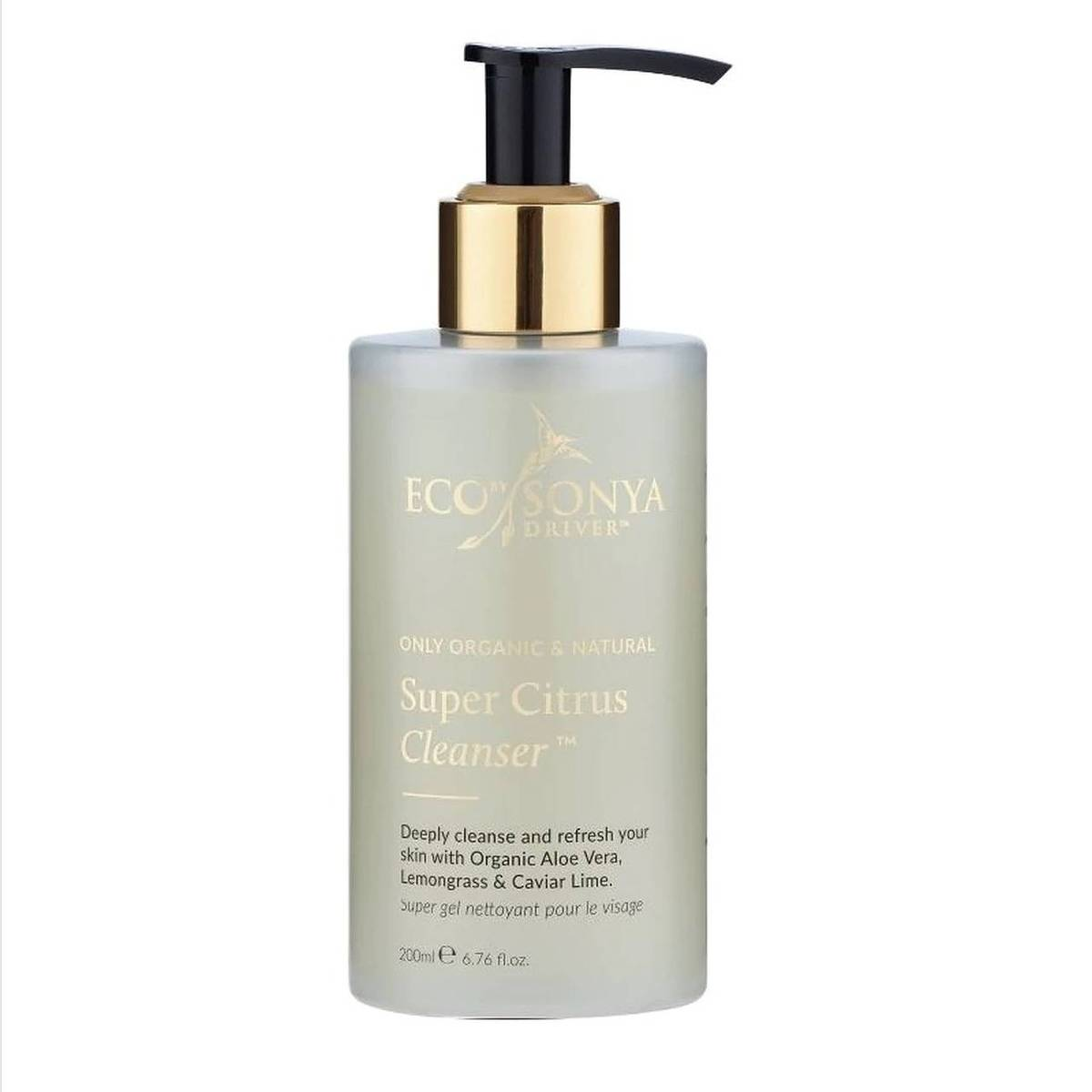 Eco by Sonya Super Citrus Cleanser 200ml