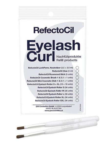Bilde av RefectoCil Eyelash Curl/Lift refill cosmetic